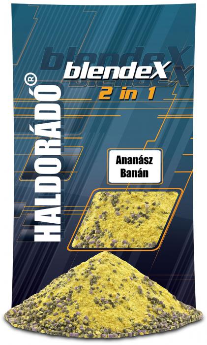 Haldorado BlendeX 2 in 1 - Squid Octopus 800g [1]