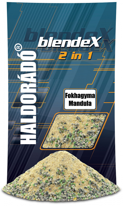 Haldorado BlendeX 2 in 1 - Squid Octopus 800g 1