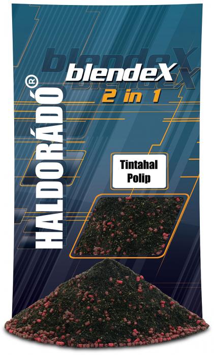 Haldorado BlendeX 2 in 1 - Squid Octopus 800g [5]