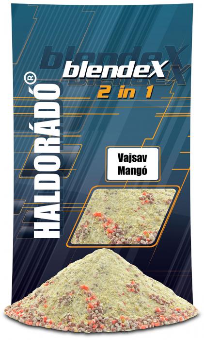 Haldorado BlendeX 2 in 1 - Squid Octopus 800g [0]