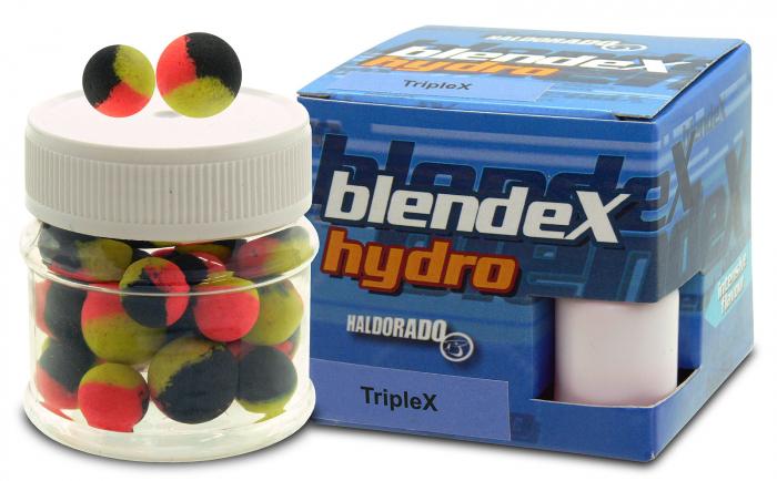 Haldorado Blendex Hydro Big Carp 12, 14mm - Acid N-Butyric + Mango - 20g [3]