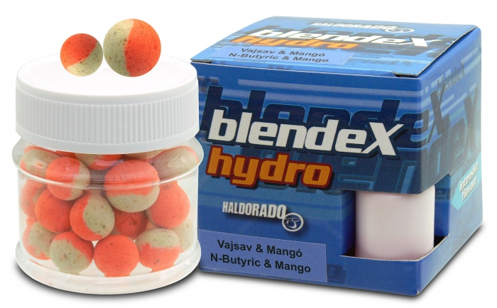 Haldorado Blendex Hydro Big Carp 12, 14mm - Acid N-Butyric + Mango - 20g [0]