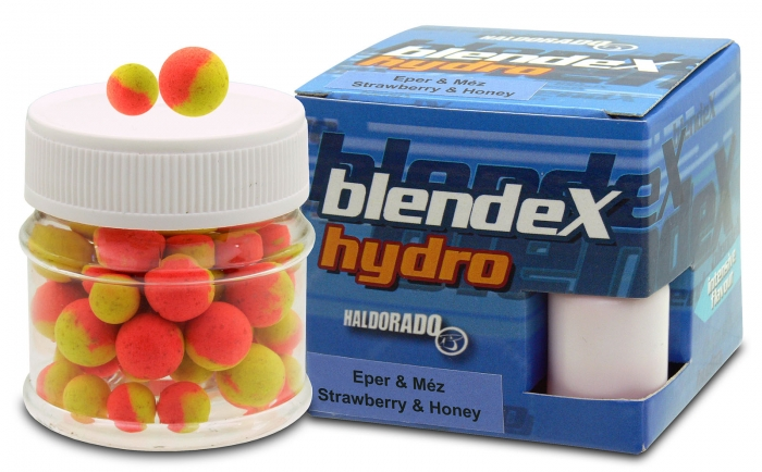 Haldorado Blendex Hydro Method 8, 10mm - Acid N-Butyric + Mango - 20g 0