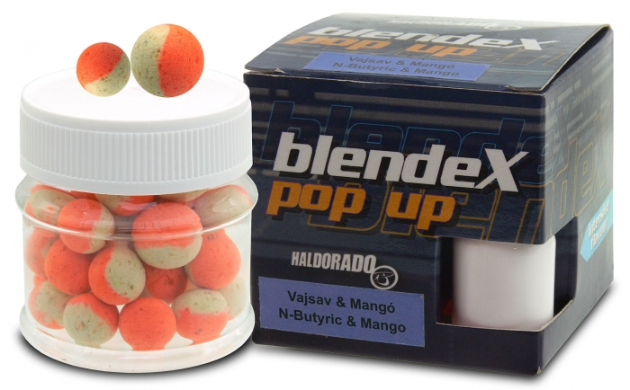 Haldorado Blendex Pop Up Big Carps 12, 14mm - Squid+Octopus - 20g 3