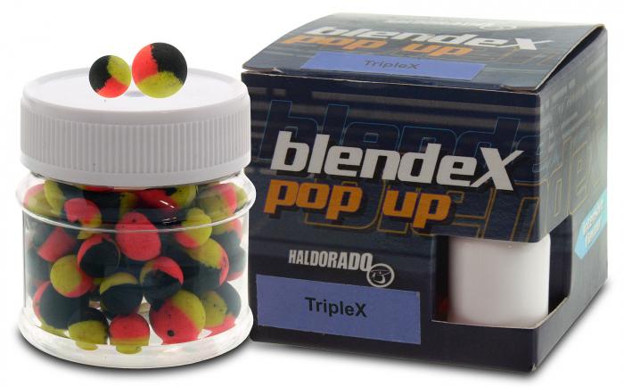 Haldorado Blendex Pop Up Method 8, 10mm - Squid+Octopus - 20g [1]