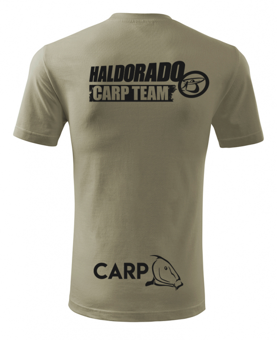 """Haldorado Carp Team Tricou polo classic """"S"""" 14"""