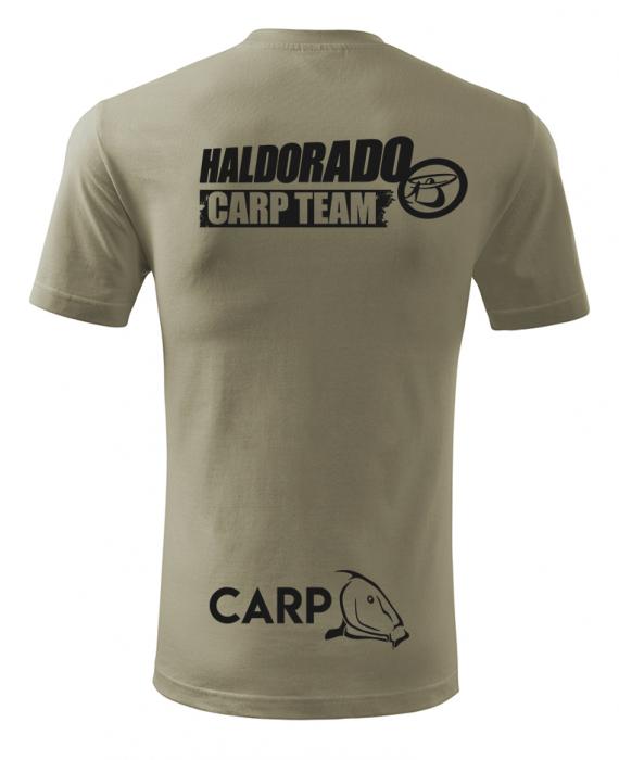 """Haldorado Carp Team Tricou polo classic """"S"""" 15"""