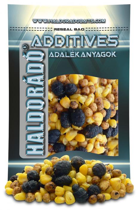 Haldorado Mix de Alune Tigrate fierte - Natur 0.8kg 0