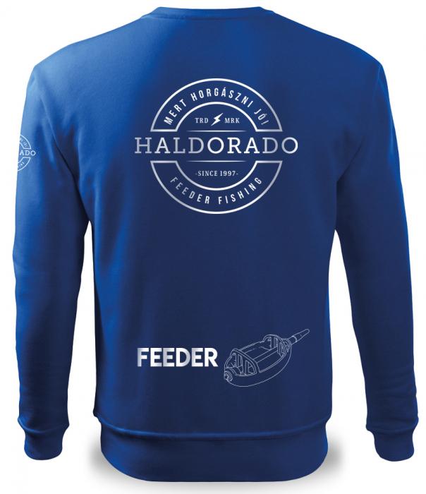"""Haldorado Feeder Team Pulover Essential """"S"""" 8"""