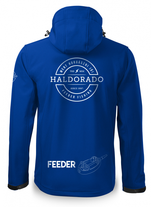 "Haldorado Feeder Team Geaca Softshell Performance ""S"" 16"