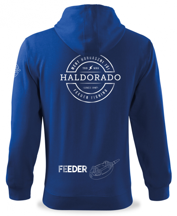 "Haldorado Feeder Team Pulover cu fermoar Trendy ""S"" 12"