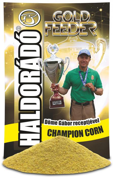 Haldorado Gold Feeder - Secret Carp 1Kg 4