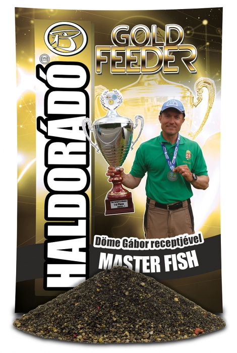 Haldorado Gold Feeder - Top 1 Bream 1Kg [0]