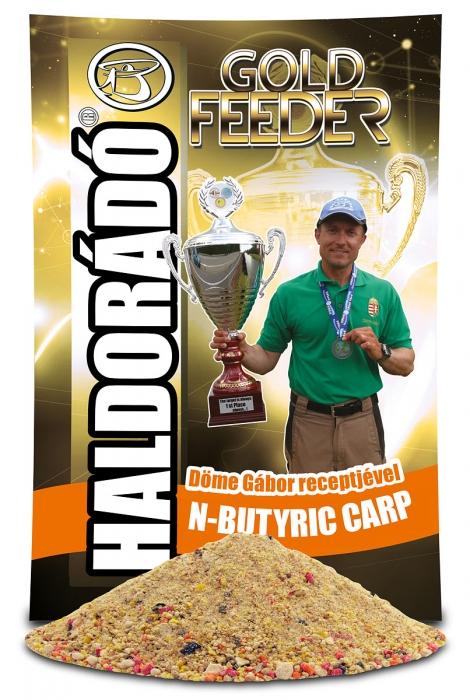 Haldorado Gold Feeder - Secret Carp 1Kg 0