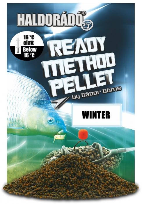 Haldorado Ready Method Pellet - Winter 0.4kg, 2-3 mm [0]