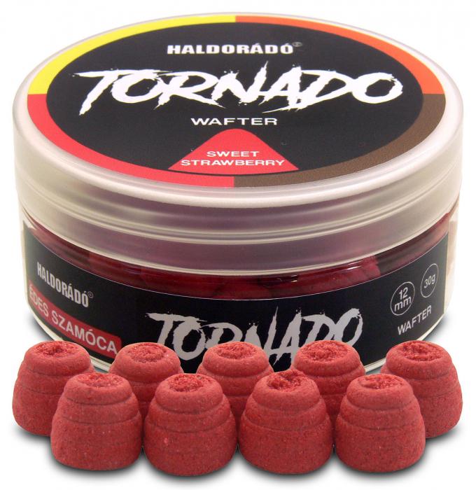 Haldorado TORNADO Wafter 12mm - Capsuni dulci 30g 3
