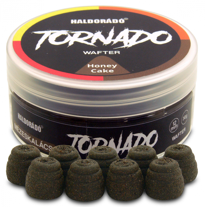 Haldorado TORNADO Wafter 12mm - Capsuni dulci 30g 4