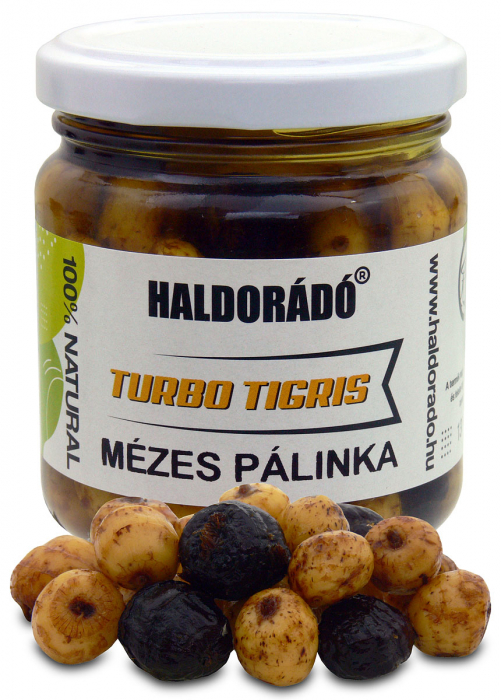 Haldorado Tigru Turbo - Natur 130g 3