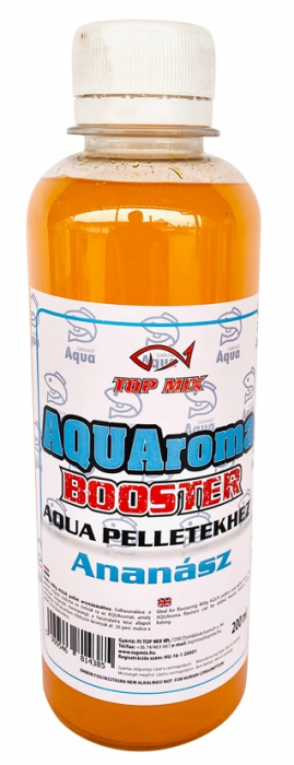 Top Mix Aqua Aroma Booster - Capsuni 200ml 1