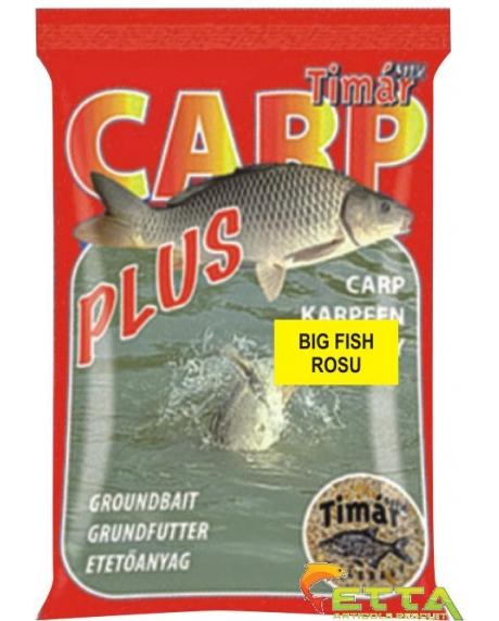 Timar Big Fish Rosu 1Kg 0