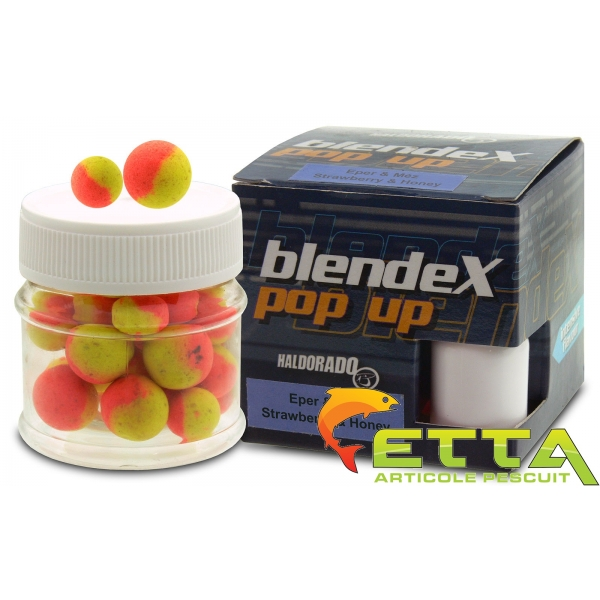 Haldorado Blendex Pop Up Big Carps 12, 14mm - Squid+Octopus - 20g 0