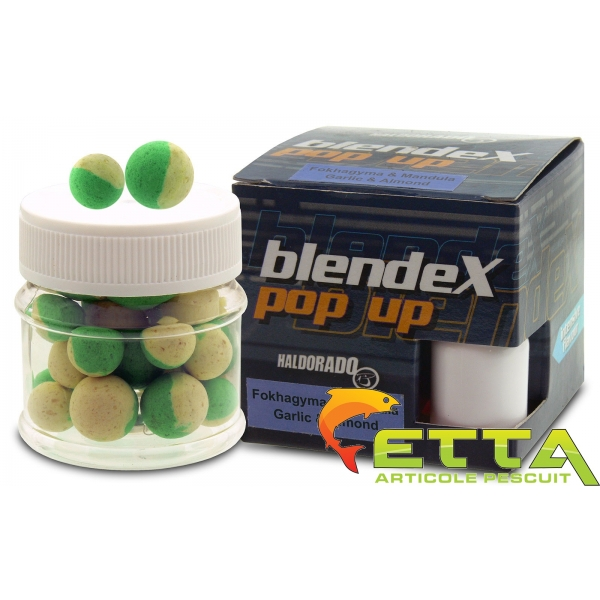 Haldorado Blendex Pop Up Big Carps 12, 14mm - Squid+Octopus - 20g 5