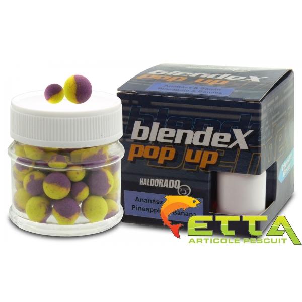 Haldorado Blendex Pop Up Method 8, 10mm - Squid+Octopus - 20g [3]