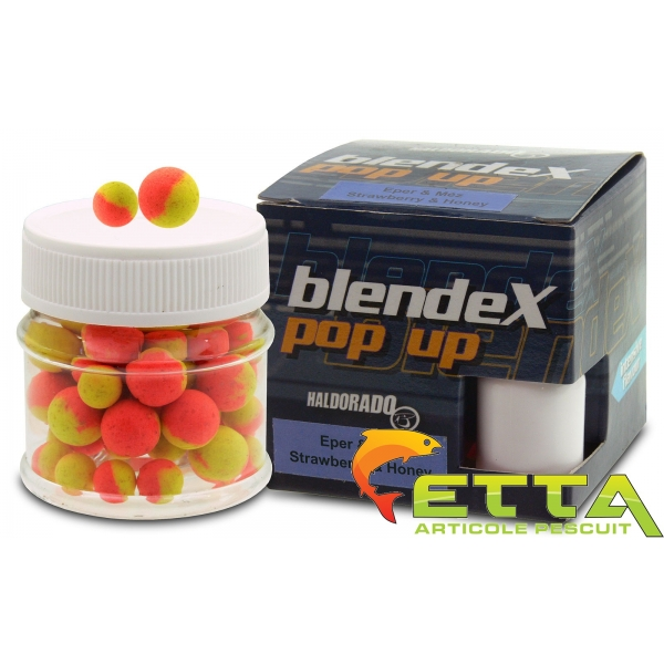Haldorado Blendex Pop Up Method 8, 10mm - Squid+Octopus - 20g [5]