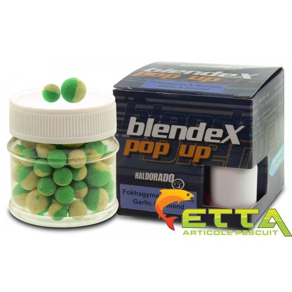 Haldorado Blendex Pop Up Method 8, 10mm - Squid+Octopus - 20g [4]