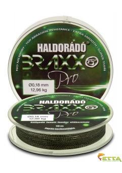 Haldorado Braxx Pro - Fir textil feeder de inaintas 0,08mm/10m - 4,32kg 2