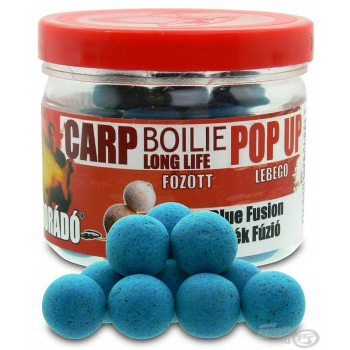 Haldorado Carp Boilie Long Life Pop Up - Sweet Pineapple 40g/16mm 5