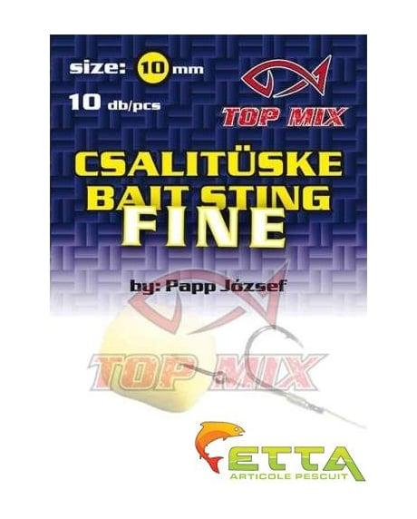 Top Mix 878 Tepuse momeala Fine -Bait Sting- 7mm 10buc/plic [0]