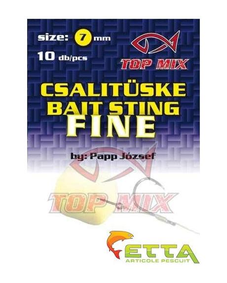 Top Mix 878 Tepuse momeala Fine -Bait Sting- 7mm 10buc/plic 0