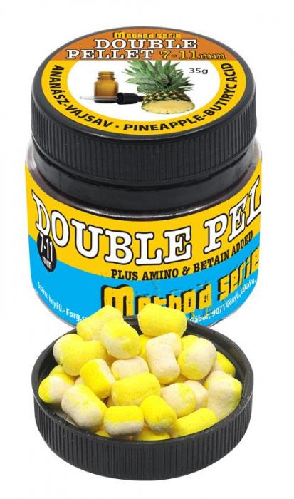 Timar Method Double Pellet 7-11mm - Ananas 35g 1
