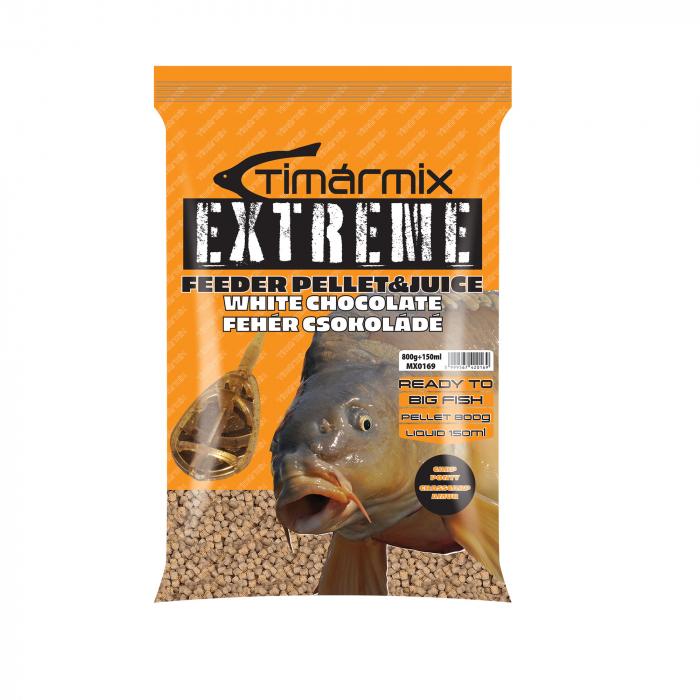 Timar Extreme Pellet&Juice - Sweetcorn 800g+150ml 1