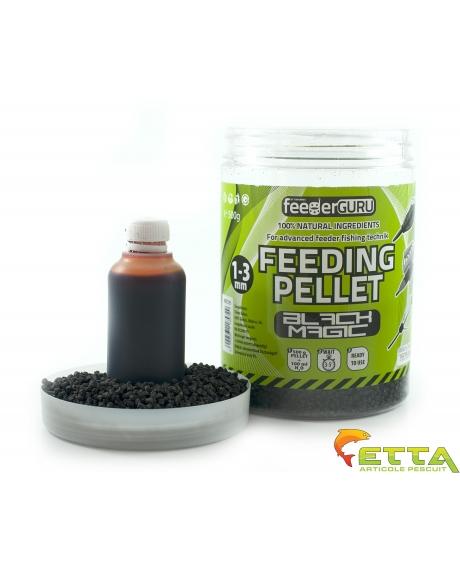 Timar Feeding Pellet - Green Betain(peste+scoica) 500g+100ml 3