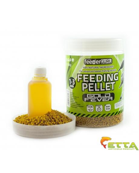 Timar Feeding Pellet - Green Betain(peste+scoica) 500g+100ml 4