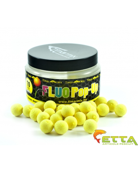 Timar Fluo Pop Up - Ananas 40g 10mm 2