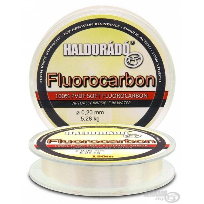 Haldorado Fluorocarbon 0.14mm/150m - 2,52kg 6