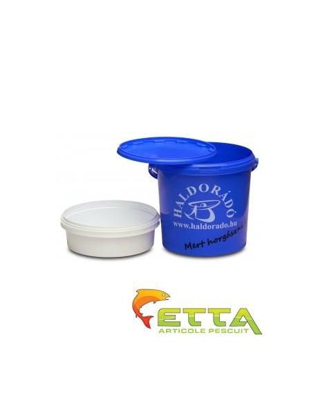 Haldorado Galeata pt momeala cu tavita 16 litri 2