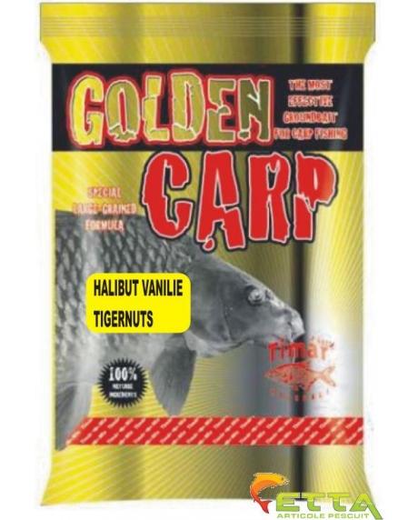 Timar Golden Carp - Halibut Vanilie Tigernut 1Kg 0
