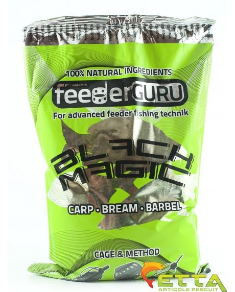 Timar Feeder Guru - Green Betain(peste+scoica) 1Kg 0
