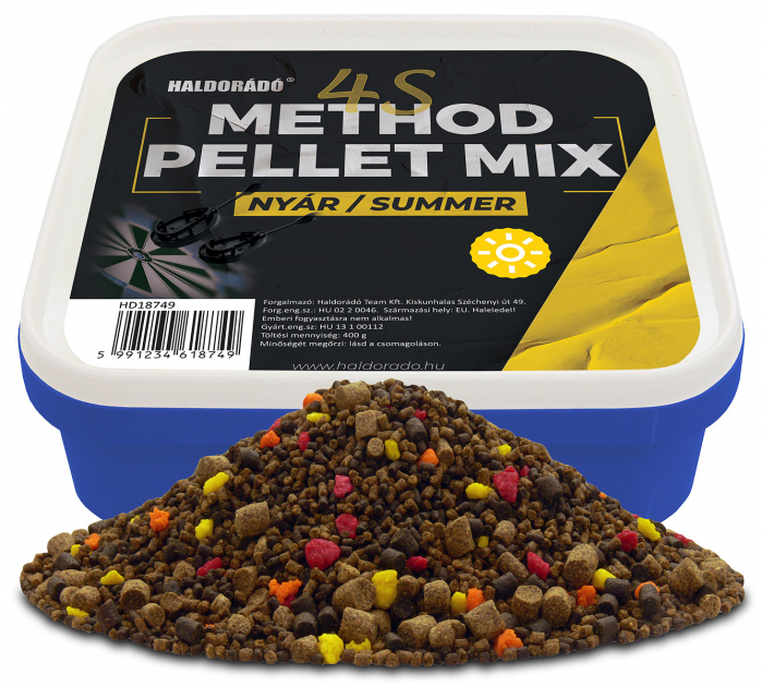 Haldorado 4S Method Pellet Mix 400g 2