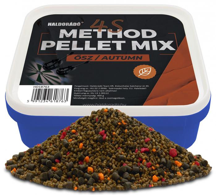 Haldorado 4S Method Pellet Mix 400g 1