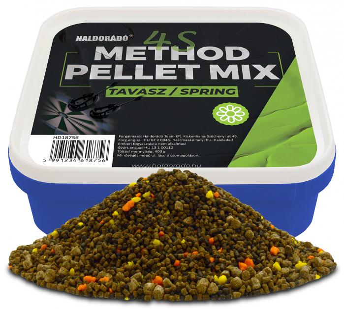 Haldorado 4S Method Pellet Mix 400g 0