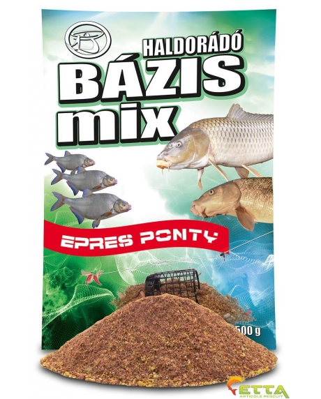 Bazis Mix Crap Capsuna 2.5Kg 0