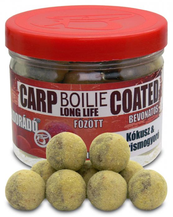 Haldorado Carp Boilie Long Life Coated 18mm - Cocos + Alune Tigrate 70g [0]