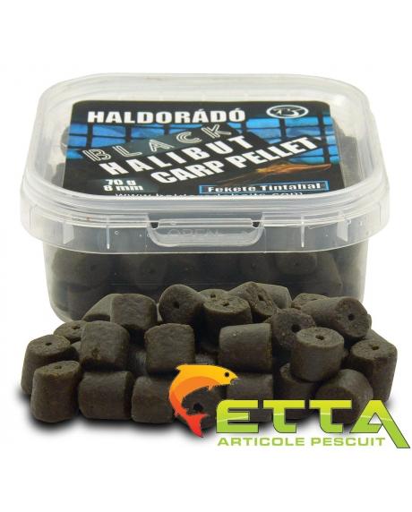 Haldorado Black Halibut Carp Pellet - Demonul Rosu 70g 0