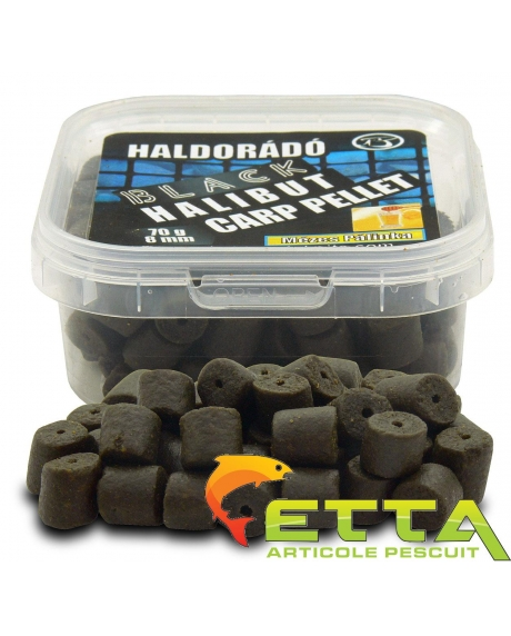 Haldorado Black Halibut Carp Pellet - Demonul Rosu 70g 4