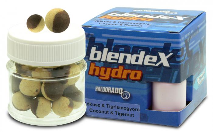 Haldorado BlendeX Hydro Big Carps 12, 14 mm - Cocos + Alune tigrate 0
